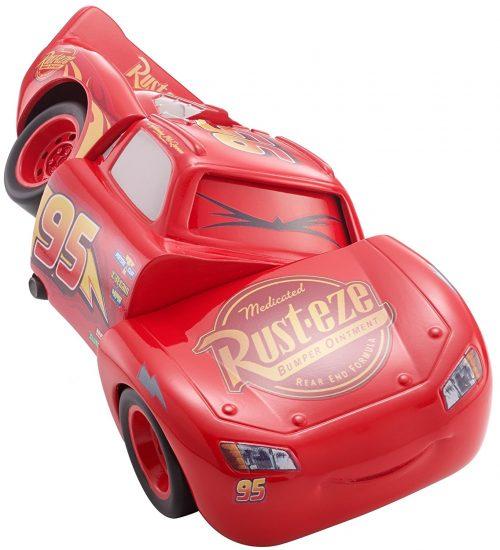 MATTEL DISNEY CARS 3 automašīna RACE & RECK LIGHTNING MCQUEEN & RECK CRUZ RAMIREZ