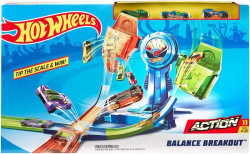 MATTEL HOT WHEELS auto trase BALANCE BREAKOUT