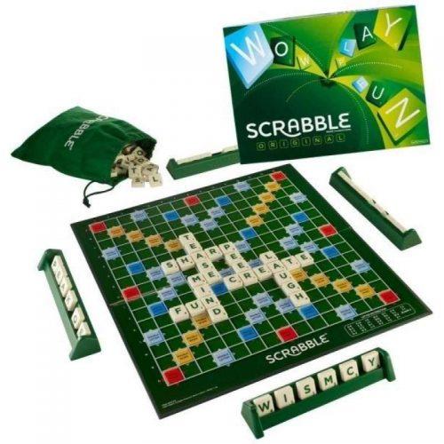 Scrabble Original – ENGLISH