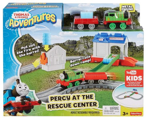 THOMAS & FRIENDS dzelzceļš ADVENTURES PERCY