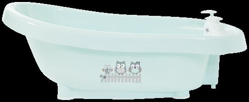Thermobath bērnu vanna,owl family BEBEJOU