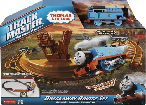 Thomas and Friends trase Revolution Breakaway Bridge Set