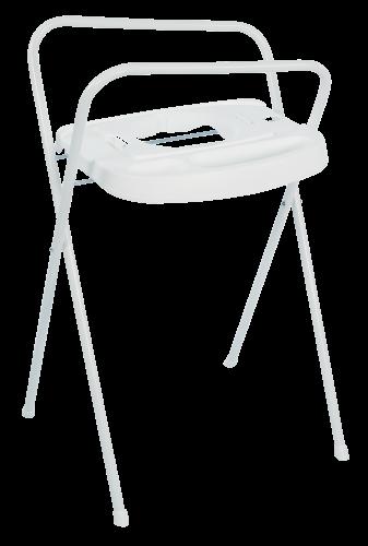 Vannas statīvs,balts 98 cm BEBEJOU