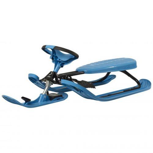Stūrējamās ragavas COLOR PRO BLUE