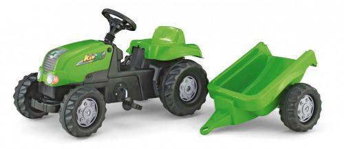 Traktors ar pedāļiem rollyKid-X (2,5-5g.)