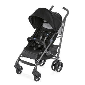 CHICCO LITE WAY 3 PASTAIGU RATI BLACK