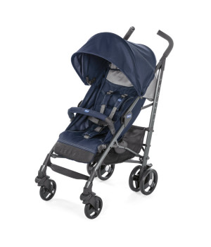 CHICCO LITE WAY 3 PASTAIGU RATI, DENIM