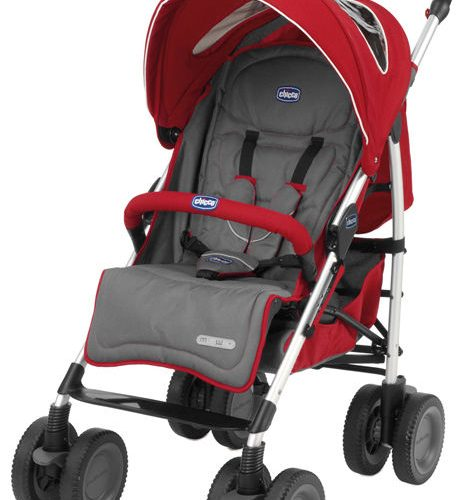 CHICCO MULTIWAY RED PASTAIGU RATI