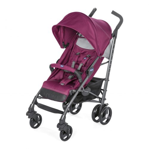 CHICCO RATI LITE WAY 3, RED PLUM