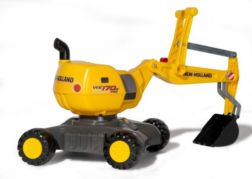 Rolly Toys Lielais ekskavators rollyDigger New Hollands Construction (3-5 gadiem) 421091 Vācija