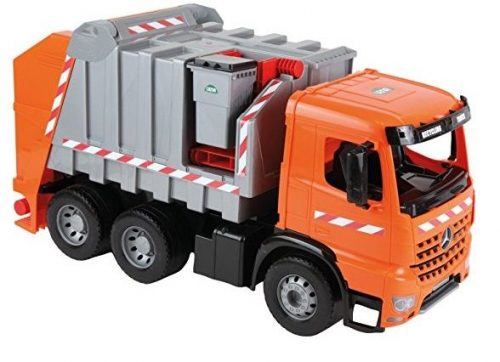 LENA Lielais atkritumu izvedējs MB Actros 74cm, slodze 100kg, (kastē) L02168 Lena