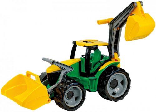 LENA Traktors MAXI ar kausu un iekrāvēju  L02080 (kastē)