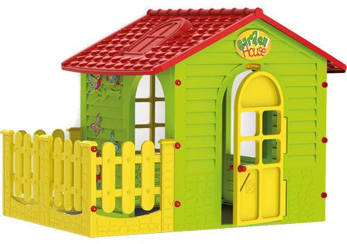Mochtoys Dārza mājiņa  jautrām rotaļām bērniem *10839* 1,69×1,2×1,2