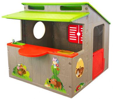 Mochtoys Dārza piknika mājiņa 1,38×1,18×1,2