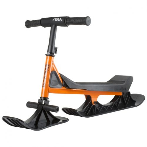 STIGA  Snow Rider oranžs/melns