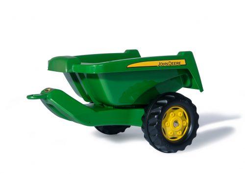 Rolly Toys Piekabe mazā traktoriem rollyKipper II John Deere 128822 Vācija