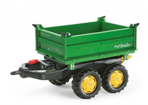 Rolly Toys Piekabe traktoriem rollyMega Trailer 122004 Vācija