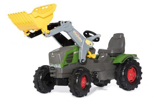 Rolly Toys Traktors ar pedāļiem rollyFarmtrac Fendt Vario 211 340 611058 (3 – 8 gadiem ) Vācija