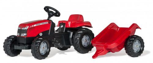 Traktors ar pedāļiem rollyKid MF (2,5-5g.)