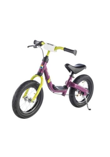 Kettler RUN AIR 12.5 GIRL līdzsvara velosipēds