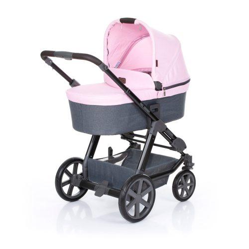 ABC-Design bērnu rati 2in1 Condor 4 Rose (2019)