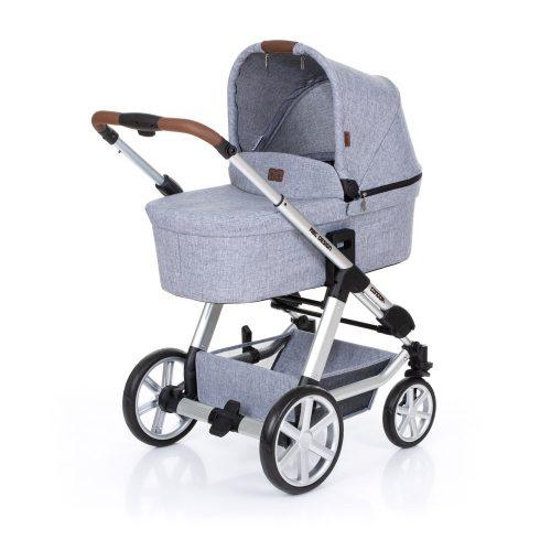 ABC-Design bērnu rati 2in1 Condor 4 graphite grey (2019)