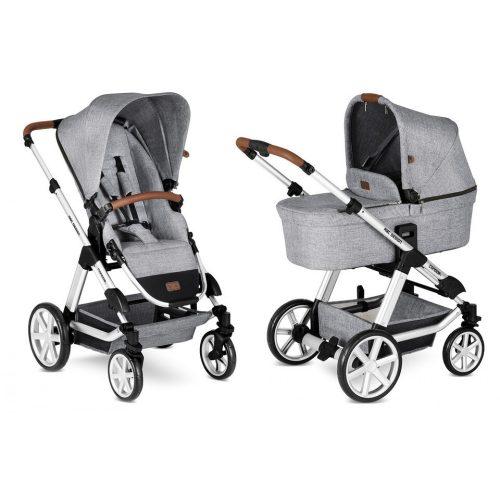 ABC-Design bērnu rati 2in1 Condor 4 graphite grey (2020)