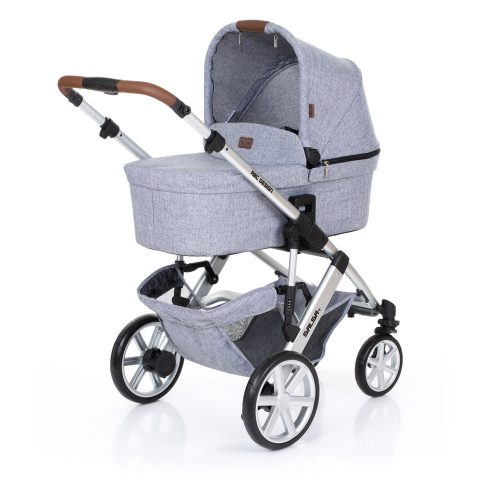 ABC-Design bērnu rati 2in1 Salsa 4 graphite grey (2020)