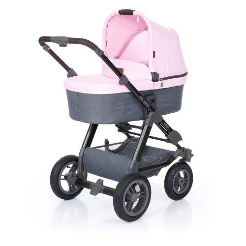 ABC-Design  bērnu rati 2in1 Viper 4 Rose (2019)