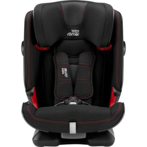 BRITAX autokrēsls ADVANSAFIX IV R Air Black ZS SB 2000030817 9 – 36 kg