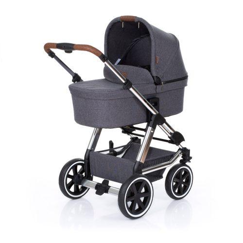 ABC Design bērnu rati 2in1 DIAMOND collection Condor 4 air asphalt (2019)