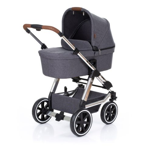 ABC Design bērnu rati 2in1 DIAMOND collection Viper 4 asphalt (2020)