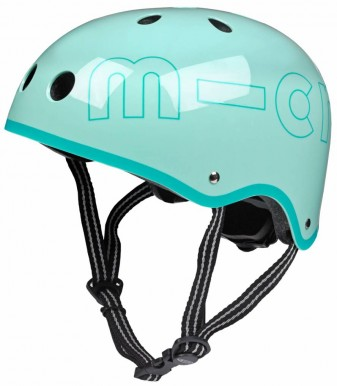 """Bērnu ķivere """" Micro Helmet"""" gaiši zila"""