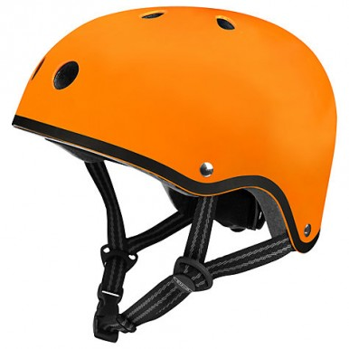 "Bērnu ķivere "" Micro Helmet"" oranža"