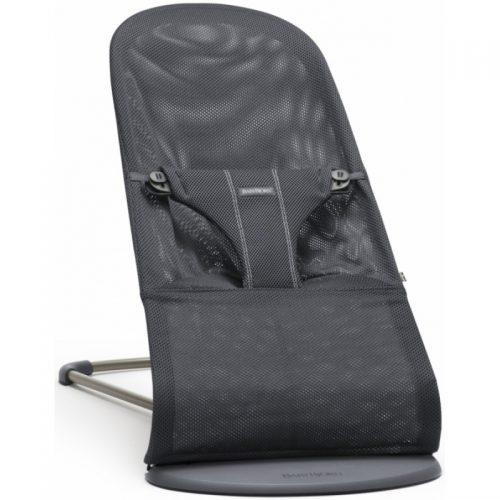BABYBJÖRN šūpuļkrēsls Bliss Anthracite mesh