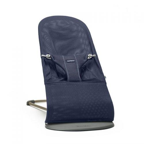 BABYBJÖRN šūpuļkrēsls Bliss Navy blue Mesh