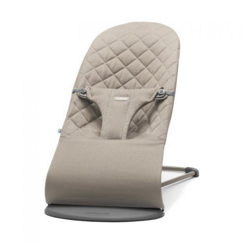 BABYBJÖRN šūpuļkrēsls Bliss Sand grey