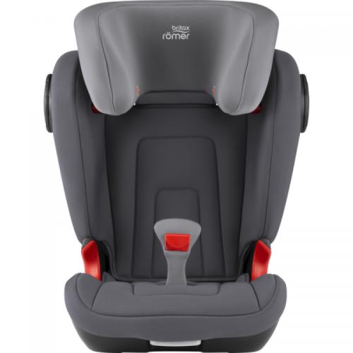 BRITAX autokrēsl KIDFIX² S Storm Grey 15-36kg