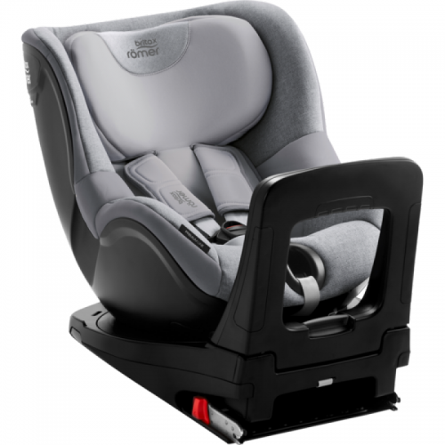 BRITAX autokrēsls DUALFIX i-SIZE Grey Marble 9-18 kg