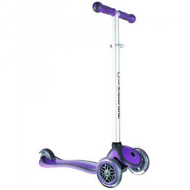 skrejritenis Globber Primo Plus- violets