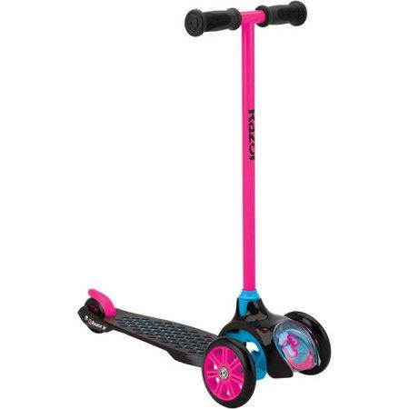 skrejritenis Razor Jr t3 – rozā