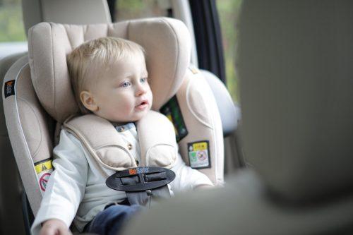 BeSafe auto krēsla jostiņu saturētājs