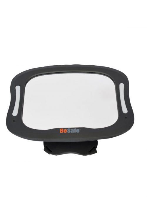 BeSafe XL spogulītis automašīnai ar gaismiņu