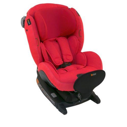 BeSafe autokrēsliņš  iZi Combi X4, pret braukšanas virzienā: 0-18kg, braukšanas virzienā 9-18 kg Sunset Melange