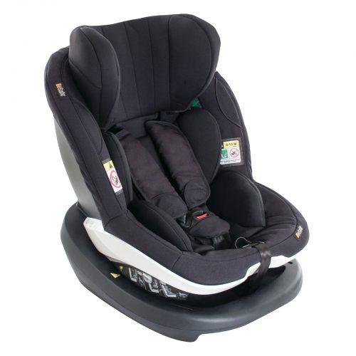 BeSafe autokrēsliņš iZi Modular i-Size 61-105cm, max 18kg Fresh Black Cab