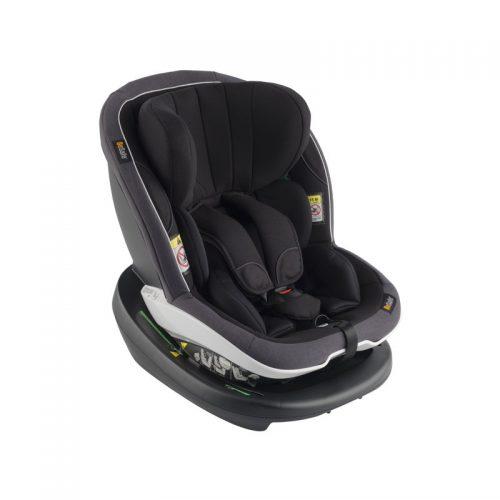 BeSafe autokrēsliņš iZi Modular i-Size 61-105cm, max 18kg Midnight Black Melange