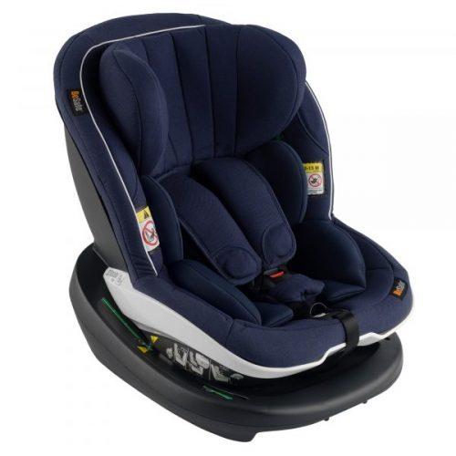 BeSafe autokrēsliņš iZi Modular i-Size 61-105cm, max 18kg Navy Melange