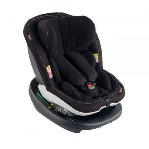 BeSafe autokrēsliņš iZi Modular i-Size 61-105cm, max 18kg Premium Car Interior Black