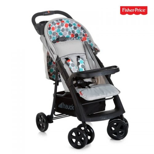 FISHER PRICE sporta rati Orlando FP GB Grey