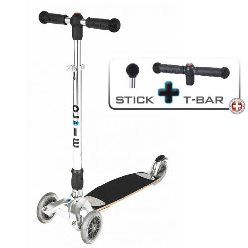 skrejritenis Micro Kickboard Original Exchangeable T-bar
